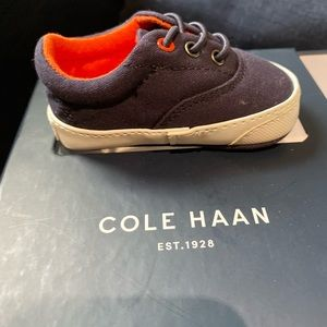 Cole Haan baby shoes